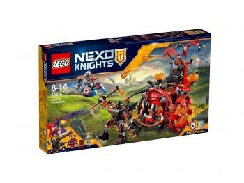 LEGO NEXD KNIGHTS EL VEHICULO MALVADO 70316
