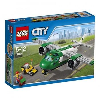 LEGO CITY AVION MERCANCIAS 60101