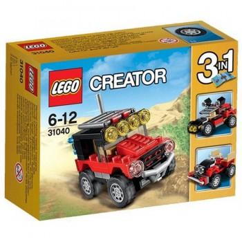 LEGO CREATOR DEPORTIVOS DEL DESIERTO 31040