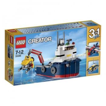 LEGO CREATOR EXPLORADOR OCEANICO 31045