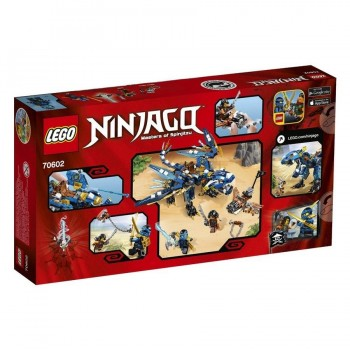 LEGO NINJAGO DRAGON ELEMENTAL 70602