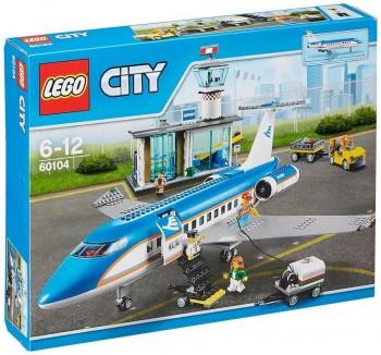 LEGO CITY AEROPUERTO 60104