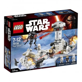 LEGO STAR WARS ATTACK 75138