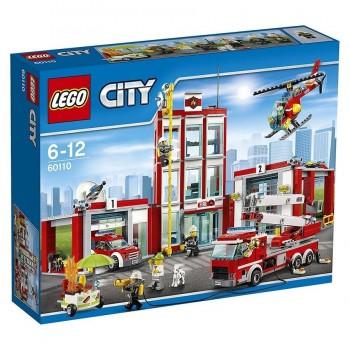 LEGO CITY ESTACION BOMBEROS 60110