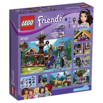 LEGO FRIENDS CAMPAMENTO AVENTURA 41122