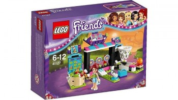 LEGO FRIENDS PARQUE ATRACCIONES 41127