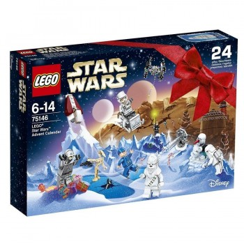 LEGO STAR WARS CALENDARIO DE ADVIENTO 75146