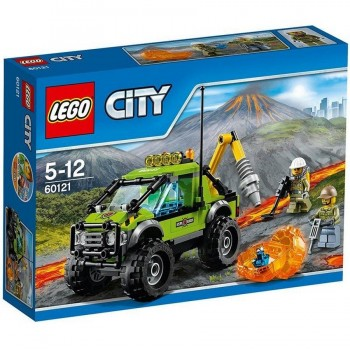 LEGO CITY CAMION EXPLORACION 60121