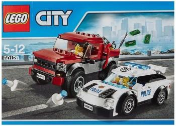 LEGO CITY PERSECUCION POLICIAL 60128