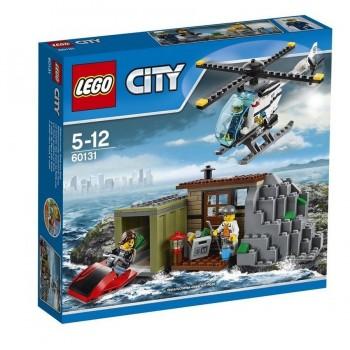 LEGO CITY ISLA LADRONES 60131
