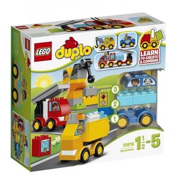 LEGO DUPLO MIS PRIMEROS VEHICULOS 10816