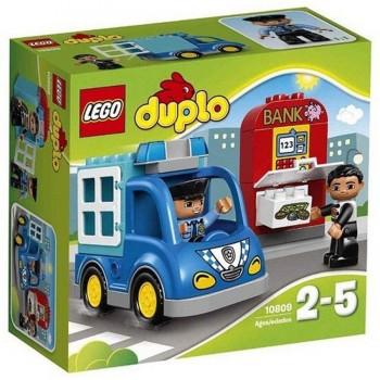 LEGO DUPLO PATRULLA POLICIA 10809