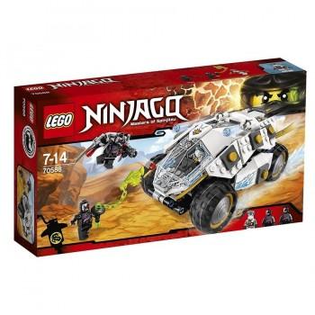 LEGO NINJA TUMBLER DE TITANIO 70588