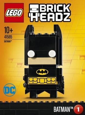 LEGO BRICK HEADZ BATMAN 41585