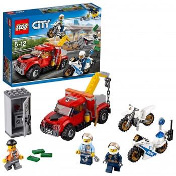 LEGO CITY CAMION GRUA REF-60137