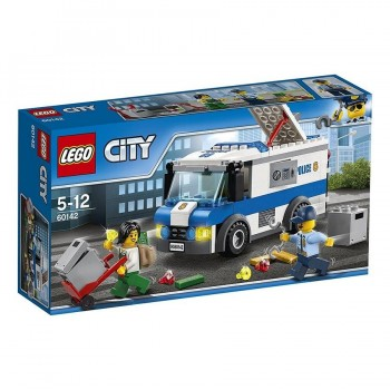 LEGO CITY TRANSPORTE DE DINERO 60142