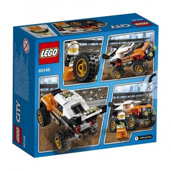 LEGO CITY CAMION ACROBATICO 60146