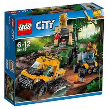 LEGO CITY TESORO DE LA SELVA 60159
