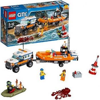 LEGO CITY UNIDAD DE RESCATE 60165