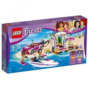 LEGO FRIENDS REMOLQUE DE LA LANCHA 41316