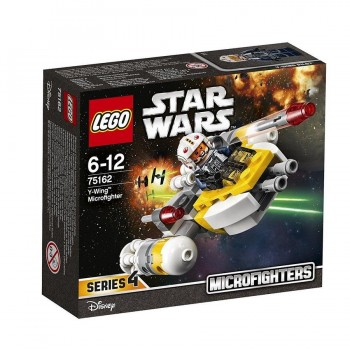 LEGO STAR WARS MICROFIGHTER Y-WING 75162
