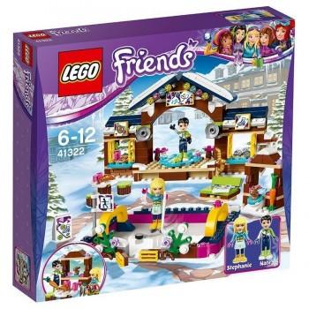 LEGO FRIENDS ESTACION DE ESQUI PISTA HIELO 41322