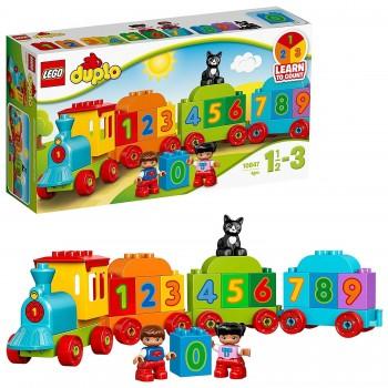 LEGO DUPLO TREN DE NUMEROS REF-10847
