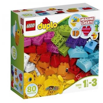LEGO DUPLO MIS PRIMEROS LADRILLOS 80 PZAS 10848