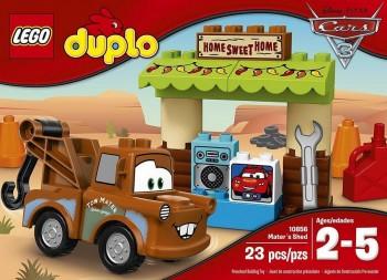 LEGO DUPLO CARS 10856