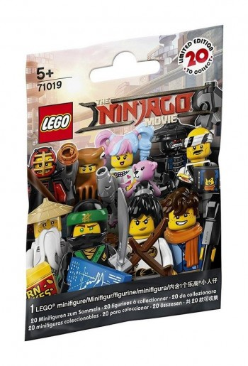 LEGO SOBRE NINJAGO MOVIE 71019