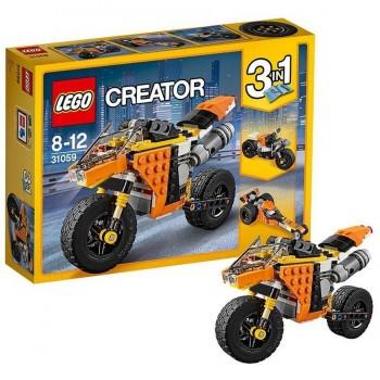 LEGO CREATOR 3X1 MOTOS 31059