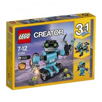 LEGO CREATOR 3X1 ROBOT 31062