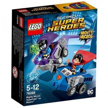 LEGO SUPER HEROES SUPERMAN & BIZARRO 76068