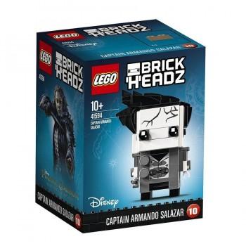 LEGO HEADZ CAPITAN SALAZAR 41594