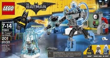 LEGO BATMAN ATAQUE GELIDO 70901