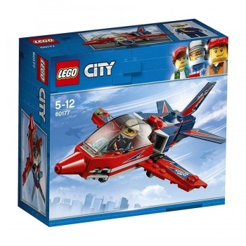 LEGO CITY JET DE EXHIBICION 60177