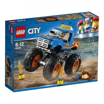 LEGO CITY CAMION MONSTRUOSO REF-60180