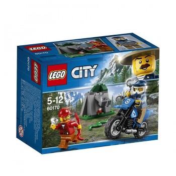 LEGO CITY PERSECUCION A CAMPO ABIERTO 60170