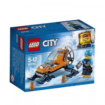 LEGO CITY ARTICO TRINEO GLACIAL REF-60190