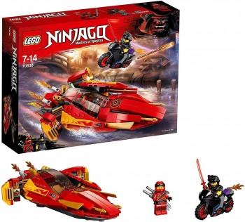 LEGO NINJAGO CATANA V11 70638