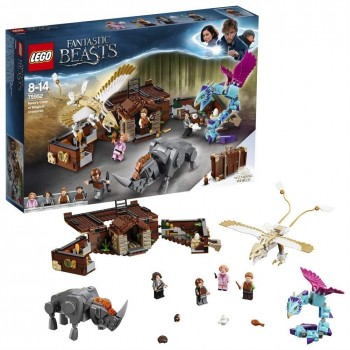 LEGO HARRY POTTER MALETA CRIATURAS MAGICAS REF-75952