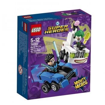LEGO SUPER HEROES MICROS & JOCKER 76093