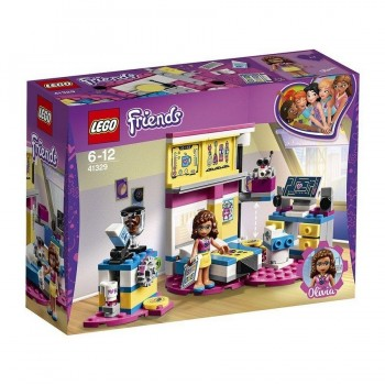 LEGO FRIENDS GRAN DORMITORIO OLICIA 41329