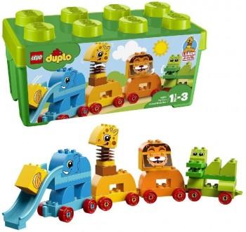 LEGO DUPLO CAJA LADRILLOS ANIMALES 10863