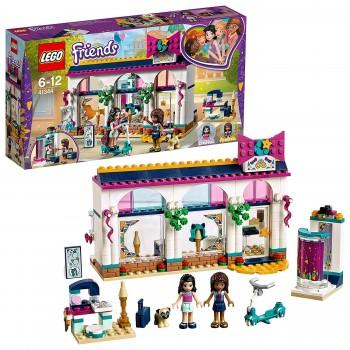 LEGO FRIENDS TIENDA DE ACCESORIOS DE ANDREA 41344
