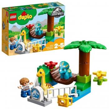 LEGO DUPLO MINI ZOO JURASSIC REF-10879