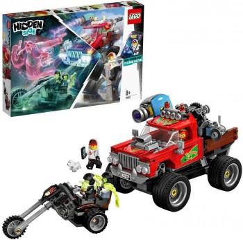 LEGO HIDDEN SIDE CAMION ACROBATICO DE FUEGO 70421