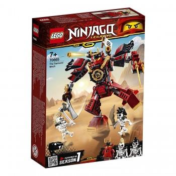 LEGO NINJAGO ROBOT SAMURAI 70665