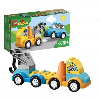 LEGO DUPLO MI PRIMER CAMION GRUA 10883