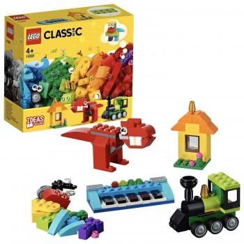 LEGO CLASSIC LADRILLOS E IDEAS 11001